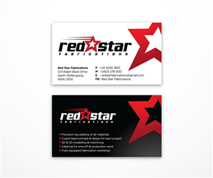 Black Business Card 1561139