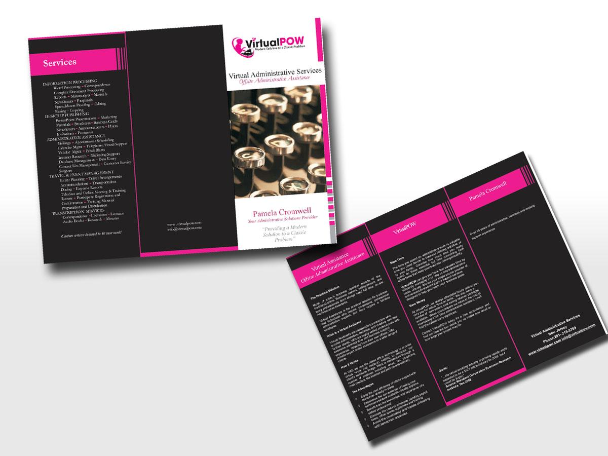 4 modern upmarket boutique brochure designs for a boutique for Brochure design for boutiques