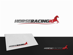 Logo Design job – Horse Racing Website Logo – Winning design by ArtSamurai