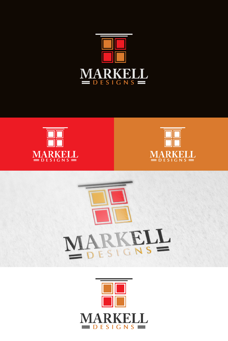 Kitchen Logo Design Ideas ~ Bold feminine logo design for mark d ortenzio by