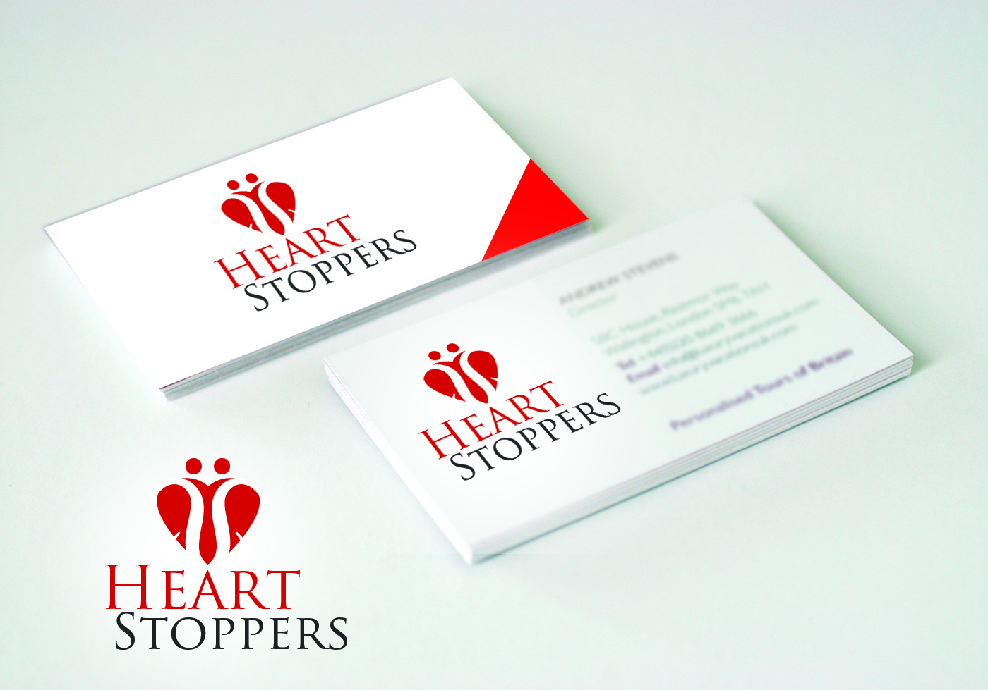 Personable, Playful, Dating Logo Design for Heart Stoppers by uk ...