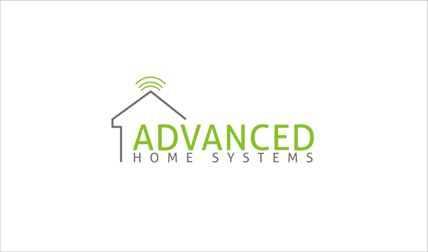 Modern, Bold, Business Logo Design for Advanced Home Systems by ...