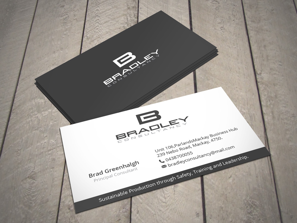 27 negative business card designs business business card design business card design by hammyhs for this project design 5697663 reheart Image collections