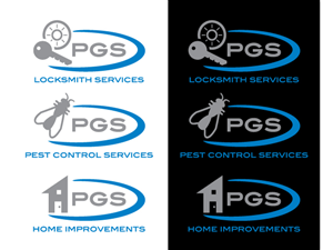 Logo Design by BuckTornado - Logo design for trade services company