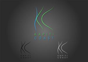 KAPITI COAST | Logo Design by LEE MING YAO