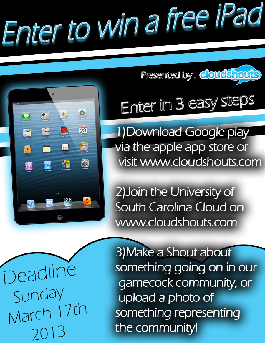Poster design on ipad - Poster Design By Cameronh For Ipad Giveaway Poster Design Flyer Design Leaflet Design