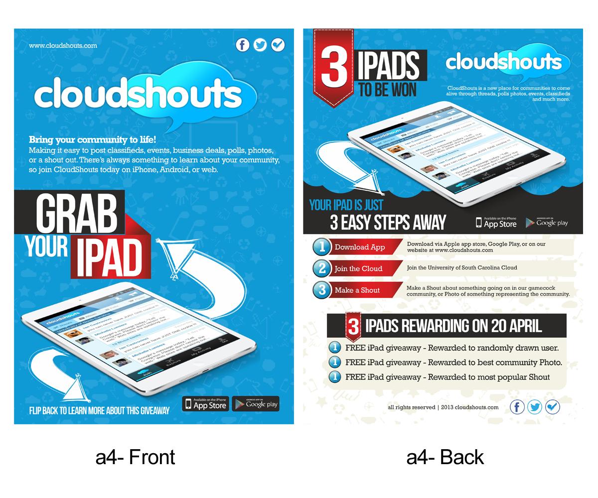 Poster design on ipad - Free Poster Design App For Ipad Poster Design By Dhiraj Rao For Ipad Giveaway Poster
