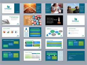 43 Modern Powerpoint Designs Media Powerpoint Design Project For A