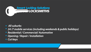 Locksmith business card designs 14 locksmith business cards to browse locksmiths business card designs needed business card design by viktorijan colourmoves