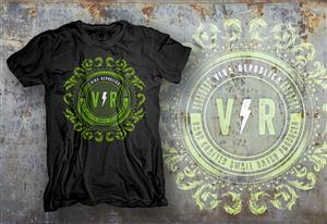 T-shirt Design by  dsgrapiko - Cigar Brand Seeks Edgy T-Shirt Design
