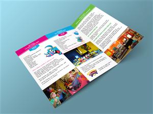 Brochure Design by MtBosh - indoor play & party centre brochure design - DL ...
