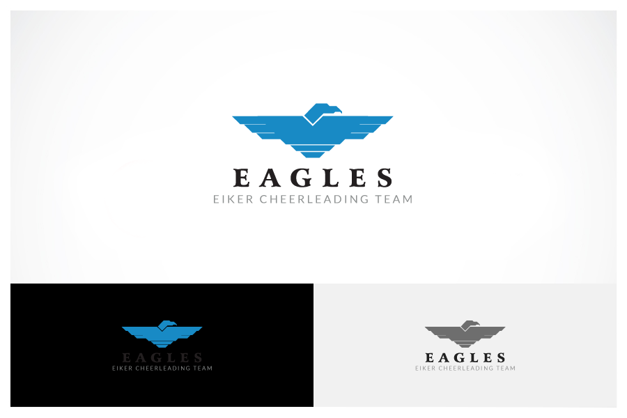 eagles logo design