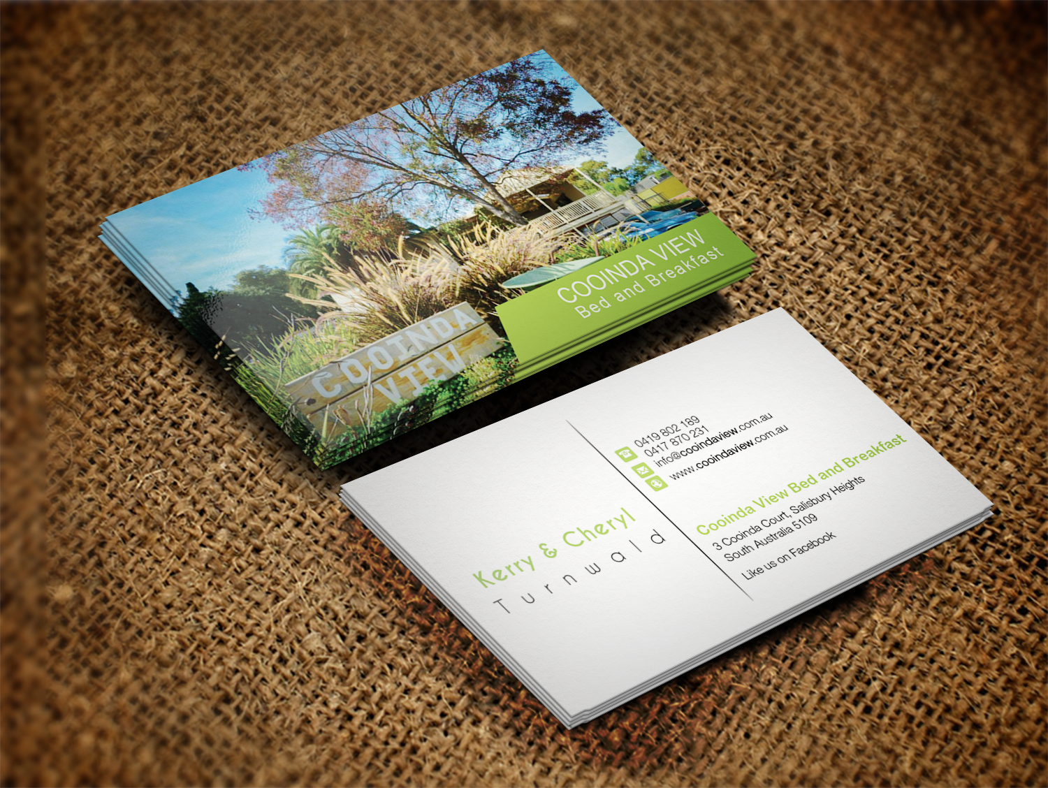 Professional, Colorful, Business Business Card Design for a Company ...