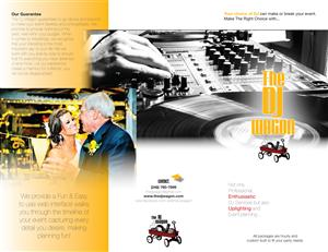 dj brochure maker design 1000 s of dj brochure maker design ideas
