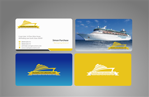 Business Card Design job – Business Cards and Company profile – Winning design by Nila