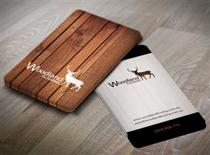 52 Serious Business Card Designs Flooring Business Card Design