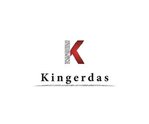 Logo Design For Kingerdas