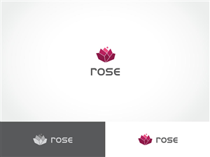 Rose Logo Designs 822 Logos To Browse