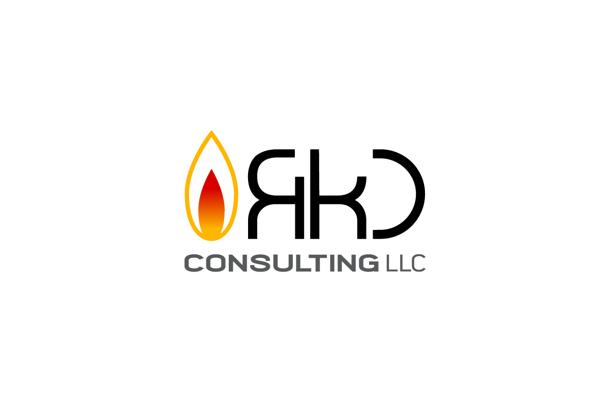 Professional serious logo design for rkd consulting llc for Consulting company logo