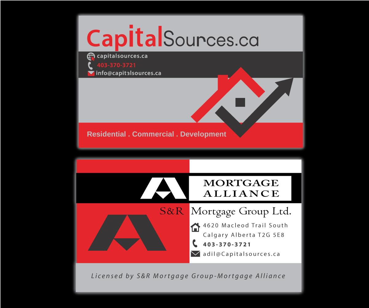 Professional, Elegant Business Card Design for Adil Somji by mca ...