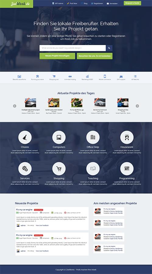 Upmarket Modern It Professional Web Design For A Company By Web Deskers Design 5784852