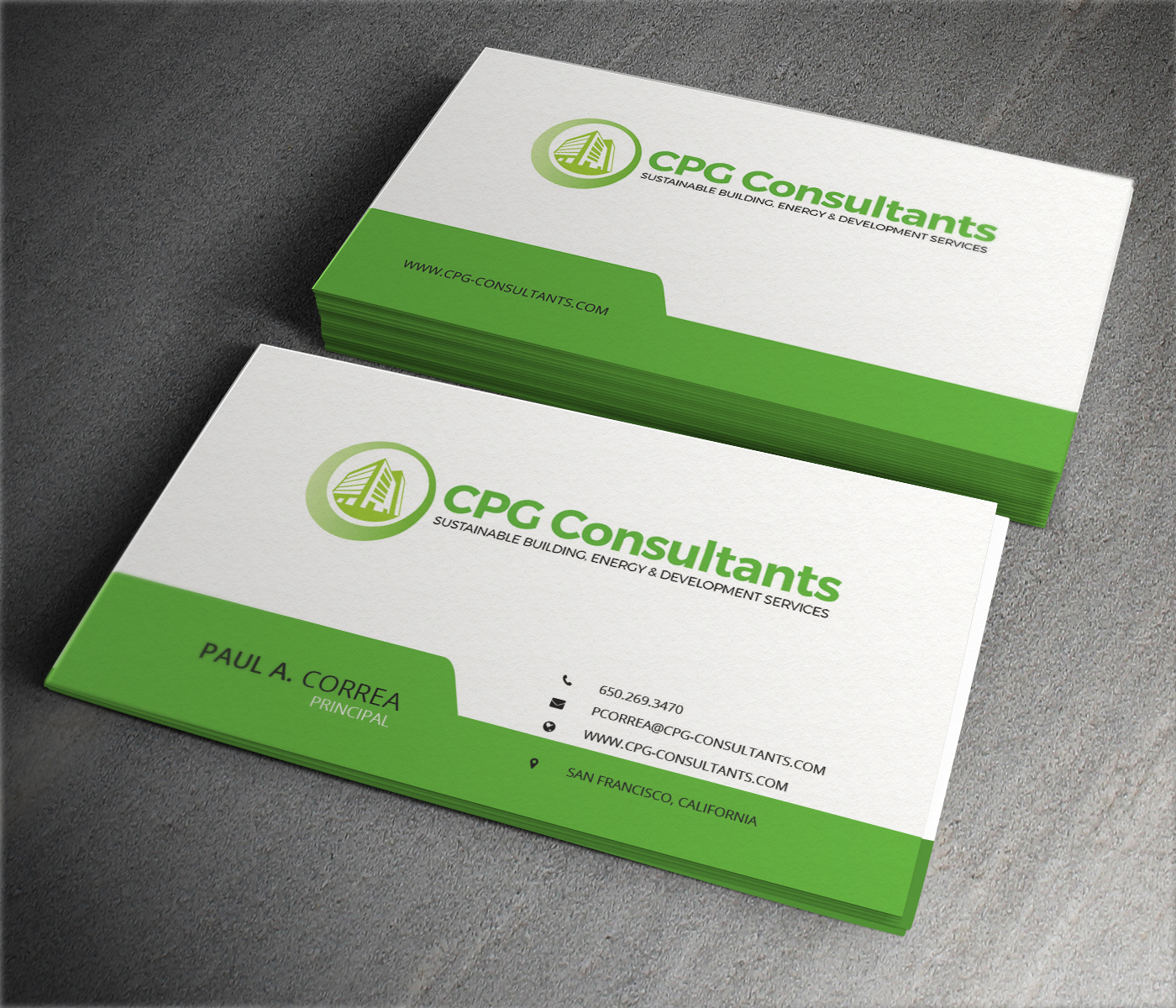 Elegant playful real estate business card design for cpg business card design by themedesk technology for cpg consultants design 5770042 colourmoves