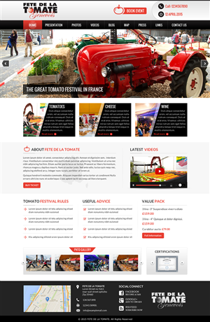 Web Design by Smart