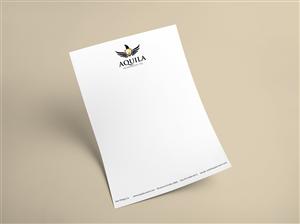it business looking for standout letterhead design letterhead design by felicity bridges