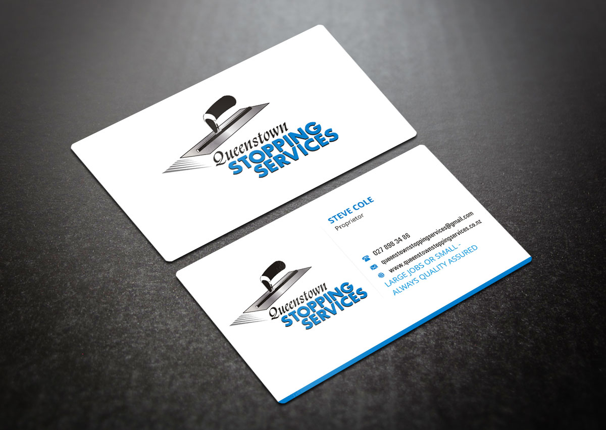 Elegant playful business business card design for a company by business card design by indianashok for this project design 5757538 reheart Images