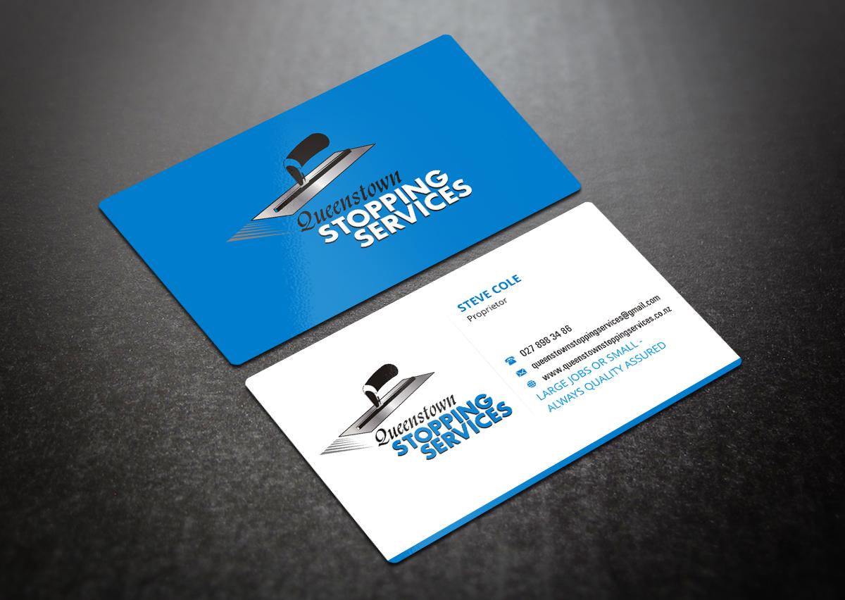 Elegant, Playful Business Card Design for Steve by INDIAN_Ashok ...
