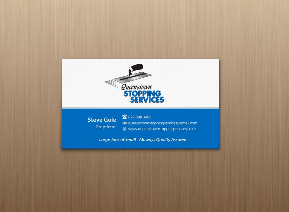Elegant, Playful Business Card Design for Steve by pixelfountain ...