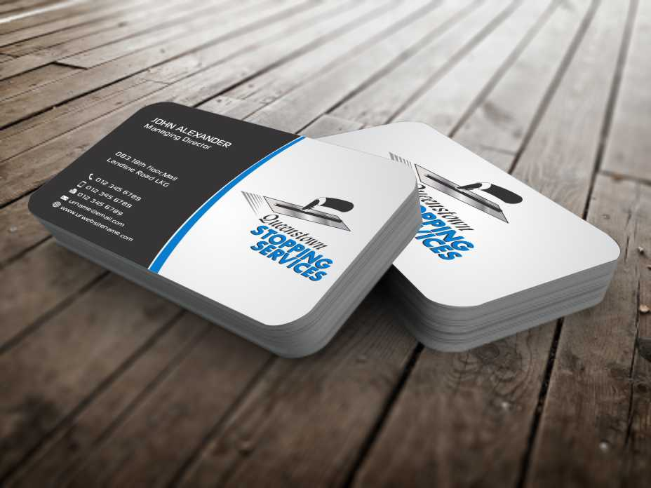 Elegant Playful Business Business Card Design For A Company By