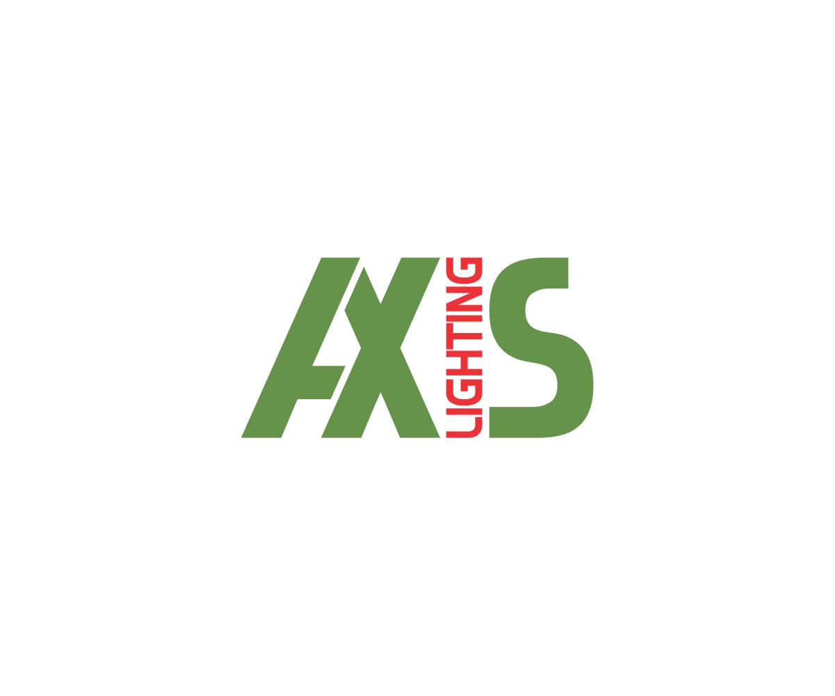 Logo Design by dacre for Axis Lighting   Design #5755360  sc 1 st  DesignCrowd & Modern Bold Industrial Logo Design for Axis Lighting by dacre ...