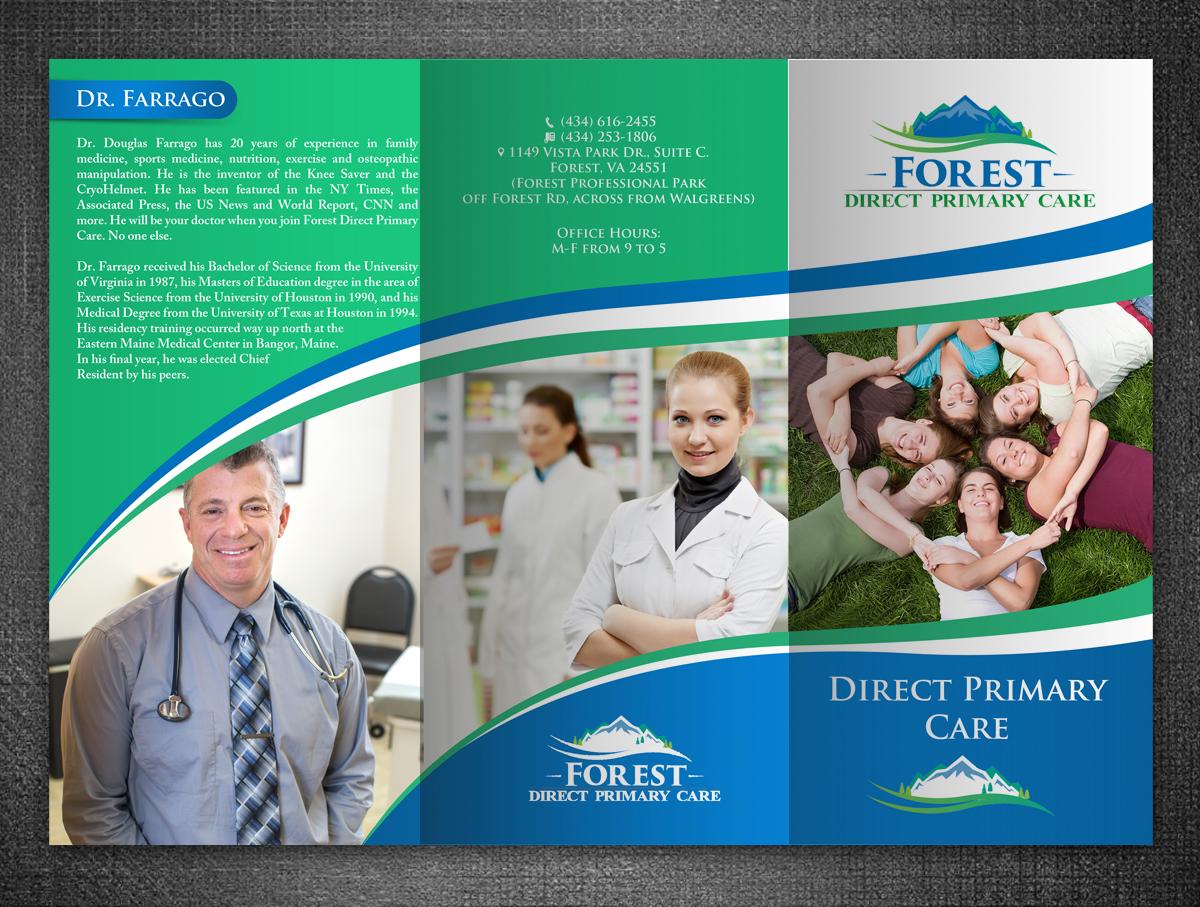 Elegant Playful Brochure Design for Doug Farrago by ESolz – College Brochure