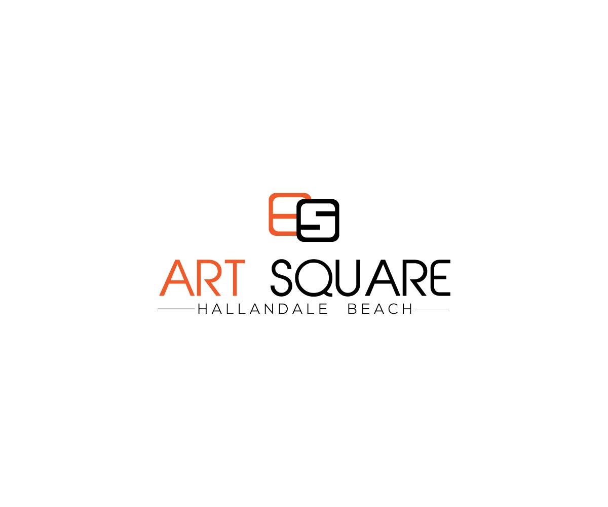 Modern conservative apartment logo design for artsquare for Apartment logo design