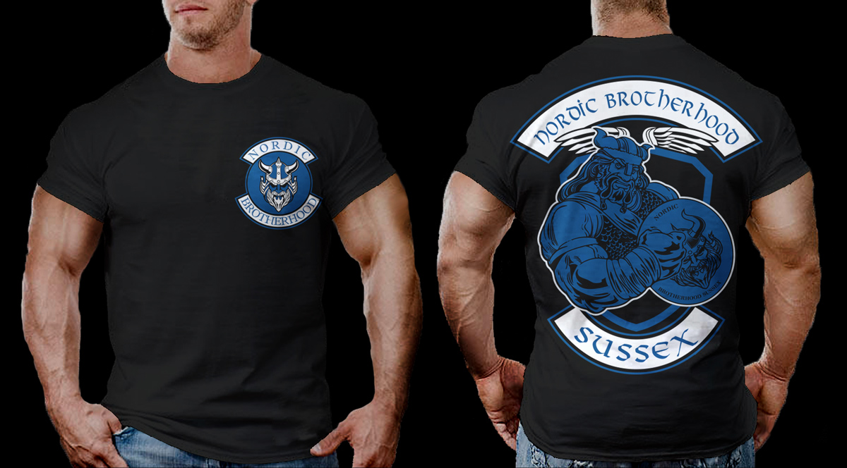 Design t shirt back - T Shirt Design Design 5797335 Submitted To Back Patch Motorcyle Club T