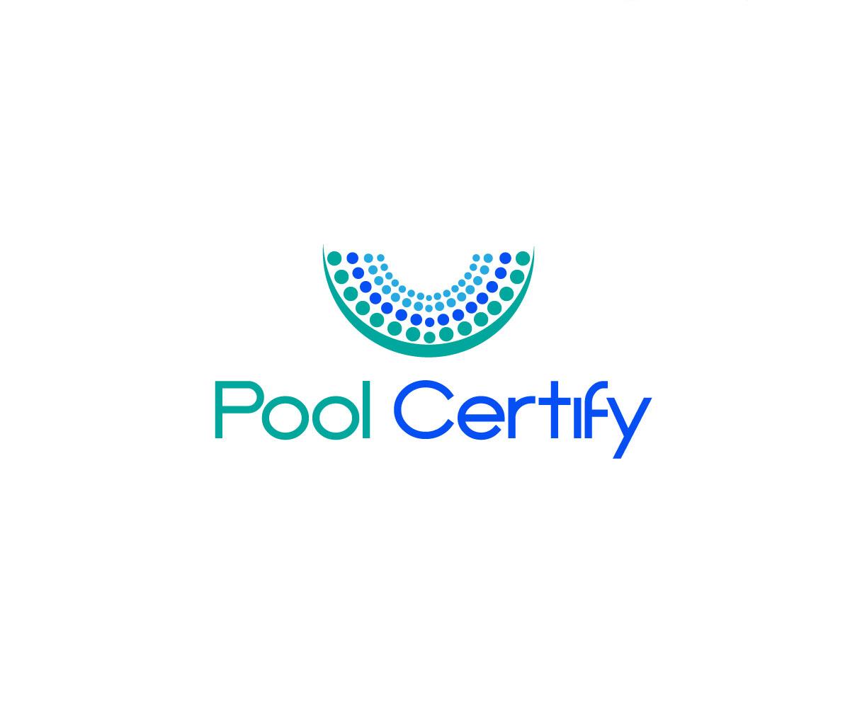 Modern conservative building logo design for pool for Pool design logo
