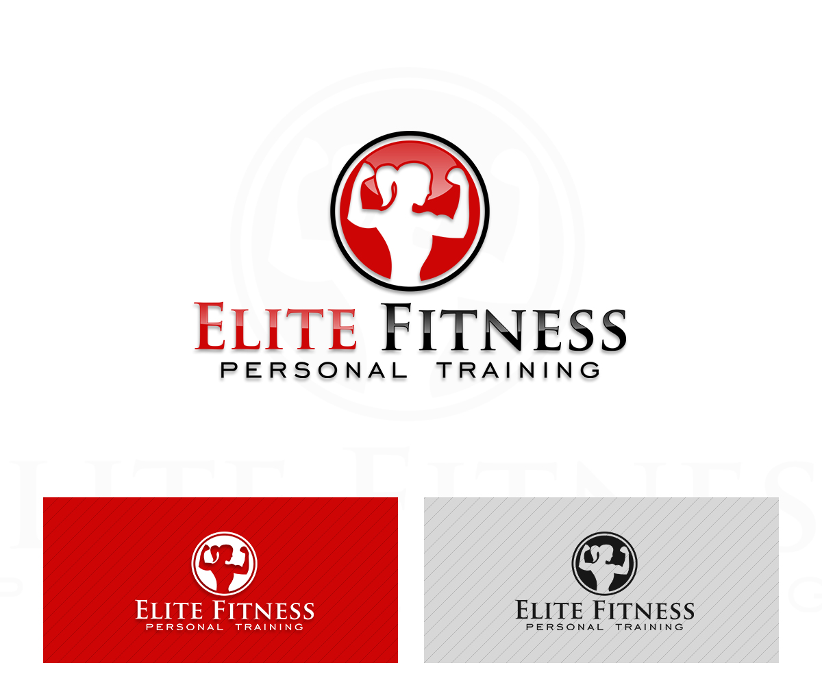 Modern, Conservative, Training Logo Design For Elite