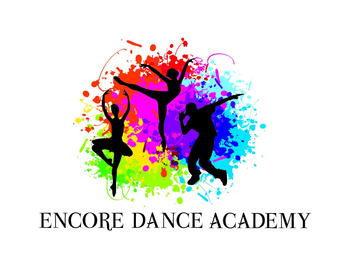 Elegant, Colorful, Dance Studio Logo Design for Encore ...