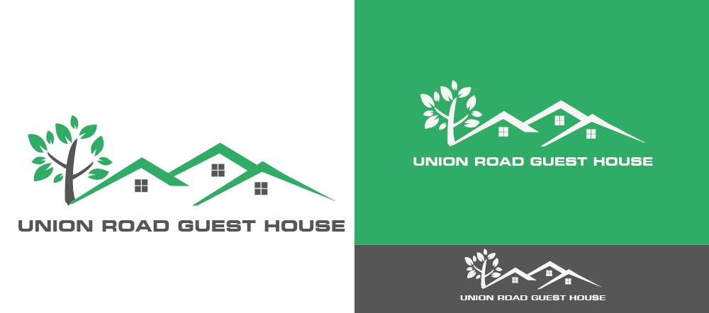 Personable Conservative Union Logo Design For Union Road Guest