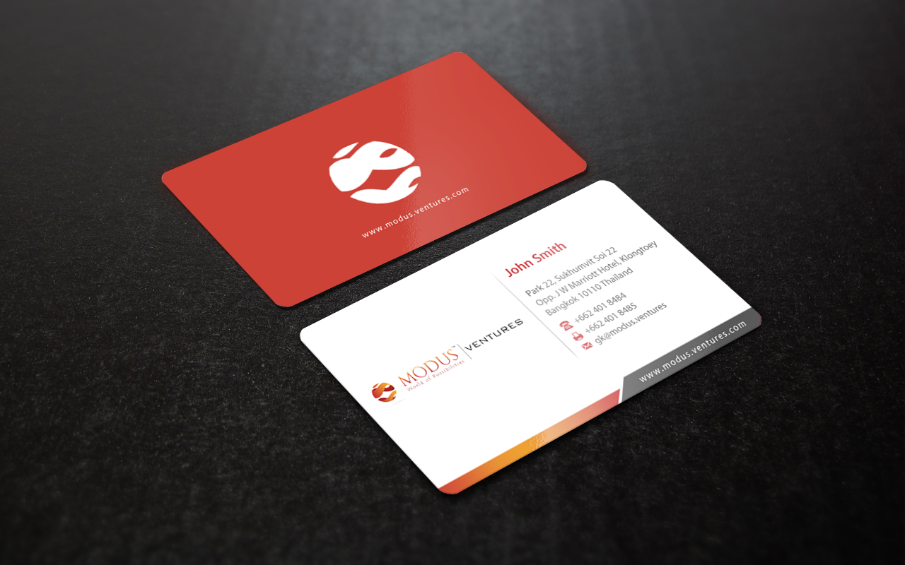Elegant playful business card design for gaurav kejriwal by business card design by pixelfountain for business card with multiple logos design 5784217 magicingreecefo Choice Image