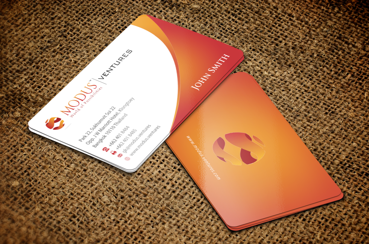 Elegant playful business card design for gaurav kejriwal by business card design by pixelfountain for business card with multiple logos design 5792970 magicingreecefo Choice Image
