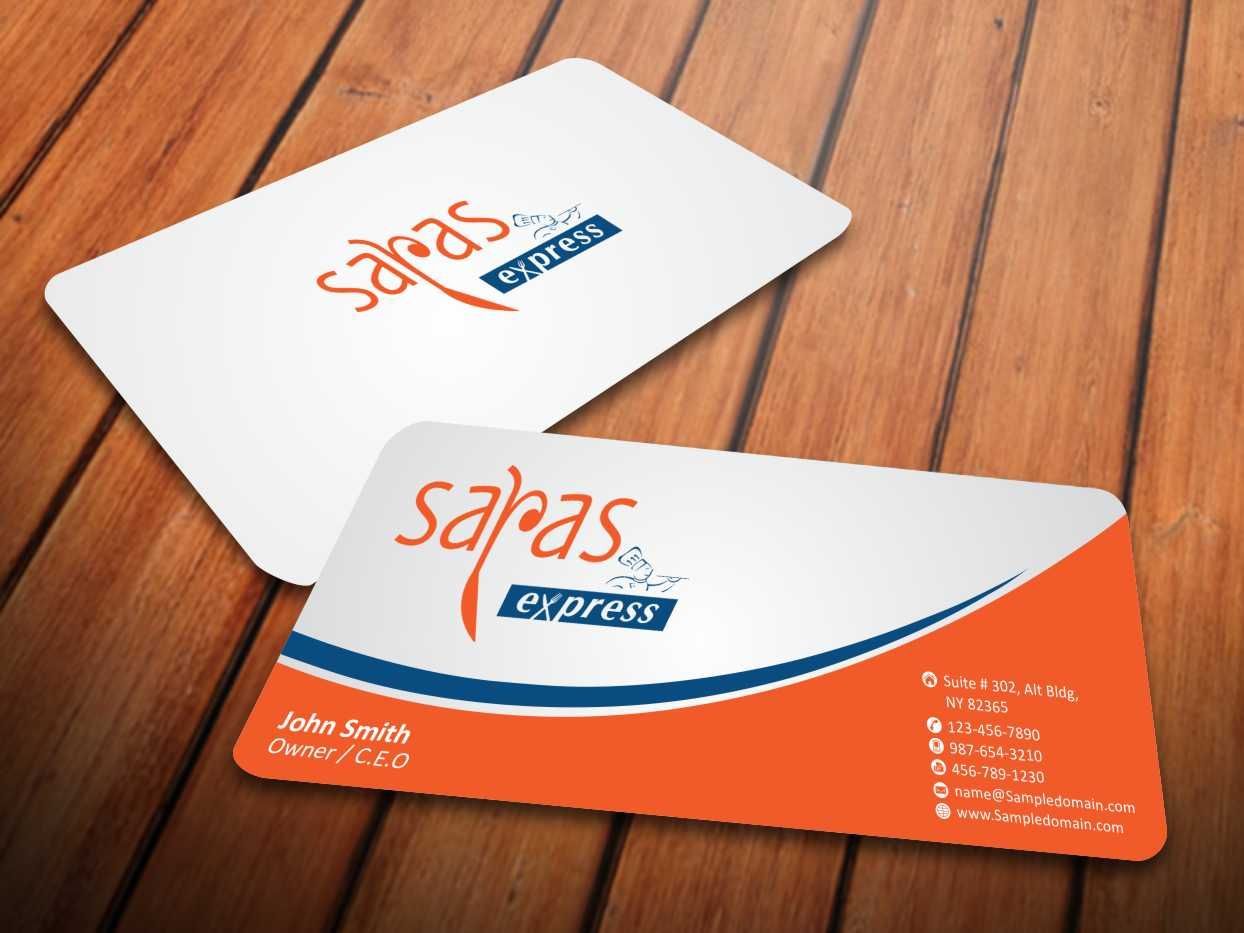 Elegant playful business card design for gaurav kejriwal by business card design by szabist for business card with multiple logos design 5802826 magicingreecefo Images