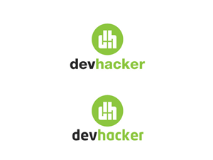Logo Design by Alien Cookie - Logo for a company called Dev Hacker, to be use ...