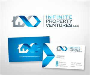 Masculine serious logo design design for infinite for House flipping business names