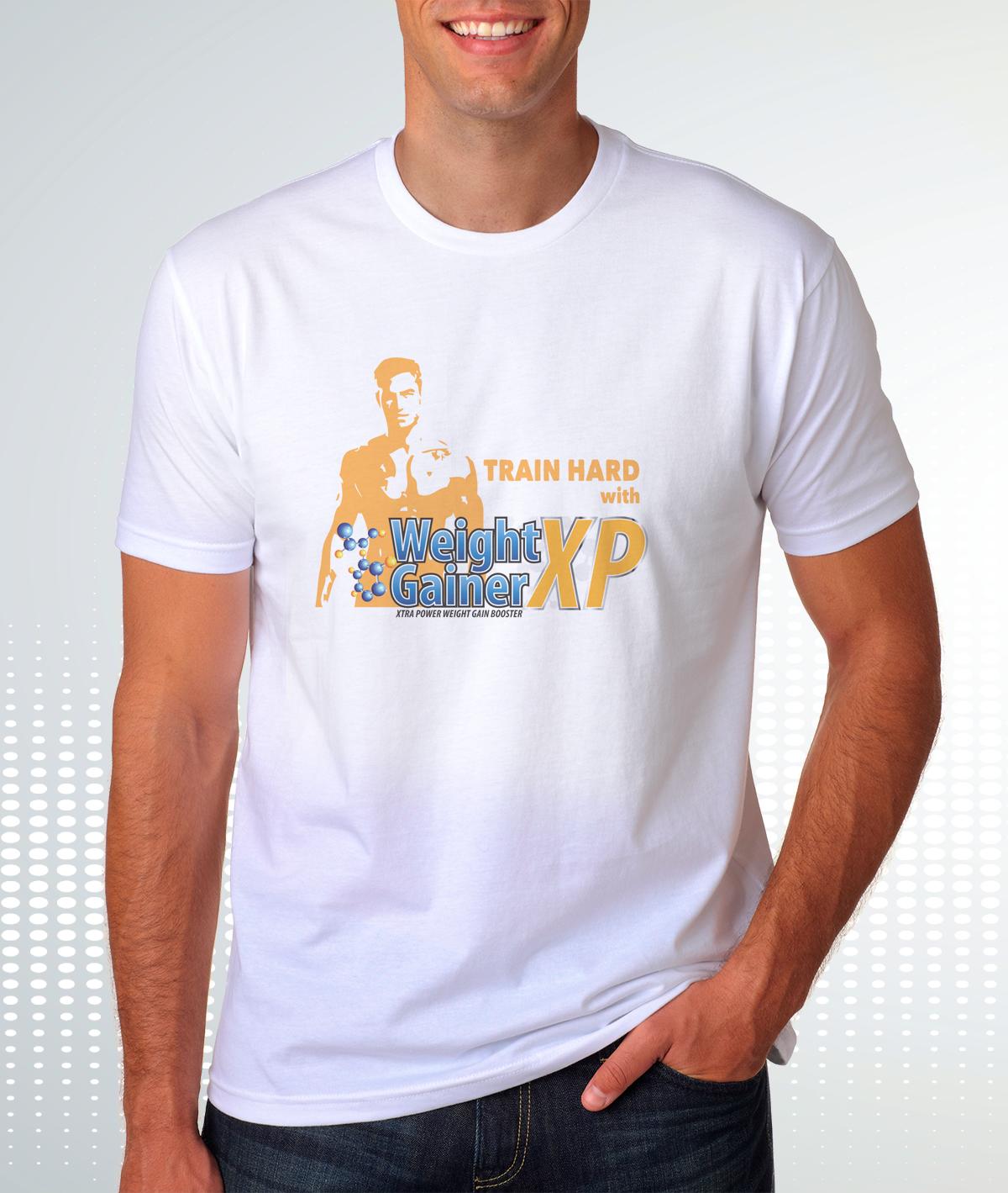Masculine bold t shirt design for matthew taylor by pablo for Matt taylor shirt buy