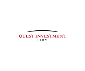 Logo Design by Adil Farooq - Quest Investment Firm Logo - We are an investme ...