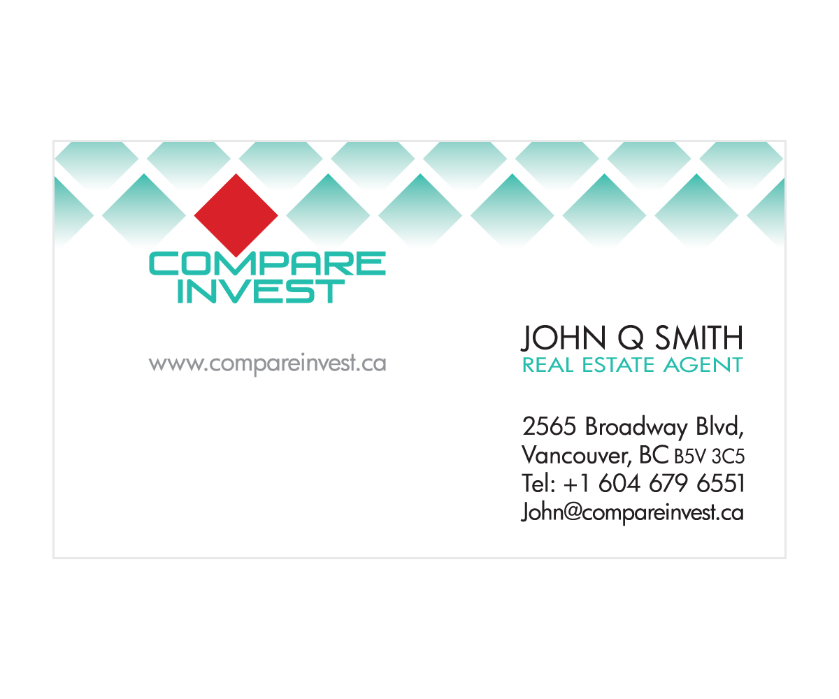 Modern, Personable, Investment Logo and Business Card Design for ...
