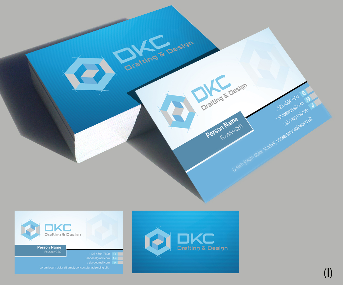 Modern, Masculine, Small Business Logo and Business Card Design for ...