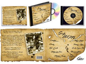 Music Cd Cover Design 1600223